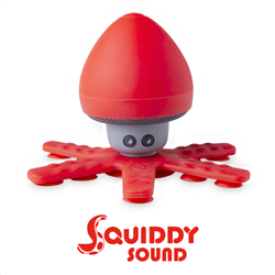 Celly Squiddy Speaker Κόκκινο
