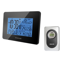 Sencor Weather Station Black SWS 51 B