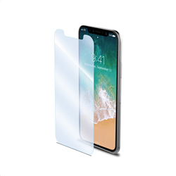Celly Tempered Glass Easy iPhone X/XS