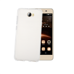 Celly Case Gelskin Transparent Huawei Y5 II