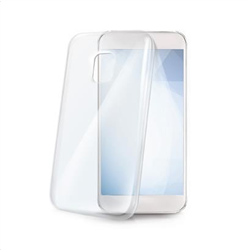 Celly Case Gelskin Transparent Samsung Galaxy A6 Plus