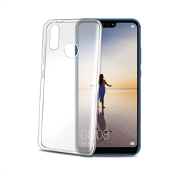 Celly Case Gelskin Transparent Huawei P20 Lite