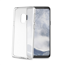 Celly Case Gelskin Transparent Samsung Galaxy S9