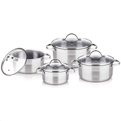 Lamart Set of Cooking Pots LTSSSET8