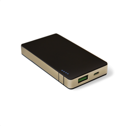 Celly Power Bank 4000Mah Alu Gd