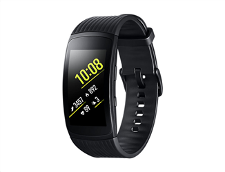 Samsung Gear Fit 2 Pro Black Large Strap