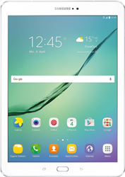 Samsung Galaxy WiFi Tab S2 9.7 32GB Άσπρο SM-T813