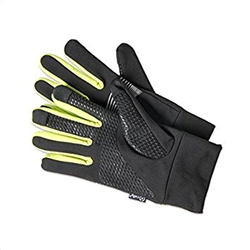 Celly Sport Touch Gloves Yellow