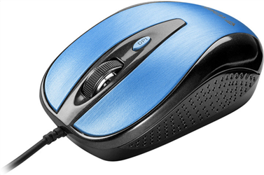 Yenkee Optical Mouse QUITO Blue YMS 1025BE