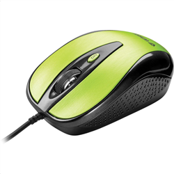 Yenkee Optical Mouse QUITO Green YMS 1025GN