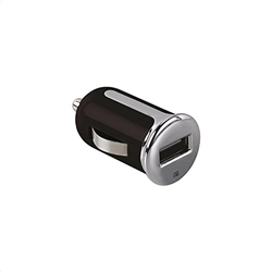 Turbo Car Charger 1Usb 2.4A Bk