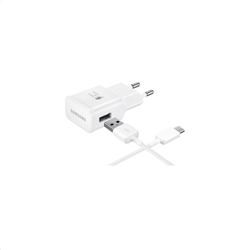 Samsung Fast Travel Charger Type-C White