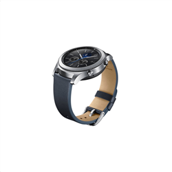 Samsung Classic Leather BandGear S3 Navy Blue