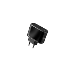 Celly Travel Adapter 2 USB 2.1A Black