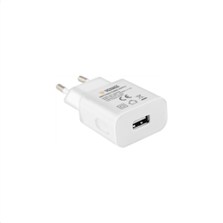 Yenkee Travel Charger Adaptor 1000mA White YAC 2003WH
