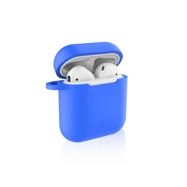 Celly Airpod Case Sport Buds Blue