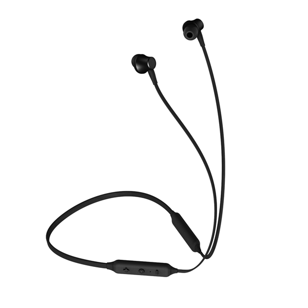 Celly Bluetooth Air Neck Band Μαύρο