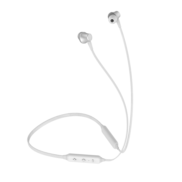 Celly Bluetooth Air Neck Band Άσπρο