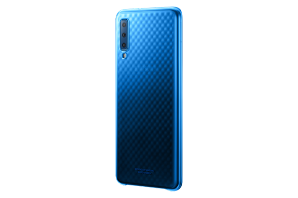 Samsung Gradation Cover Galaxy A7 Μπλέ