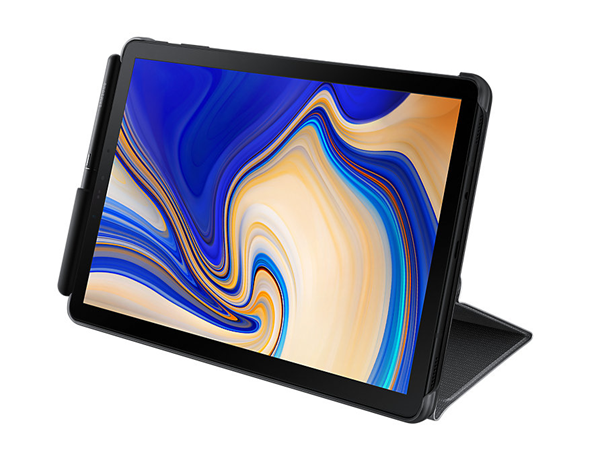Samsung Book Cover Τab S4 Μαύρο