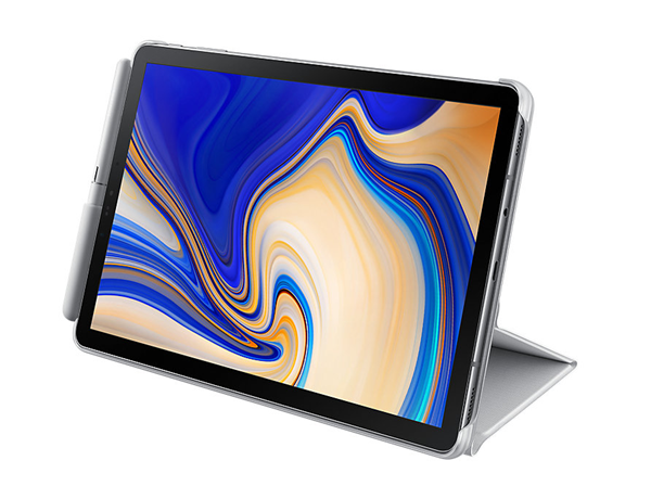 Samsung Book Cover Τab S4 Γρι