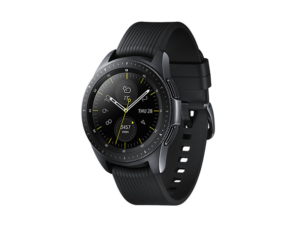 "Samsung SM-R810 Galaxy Watch 42mm"" Μαύρο"